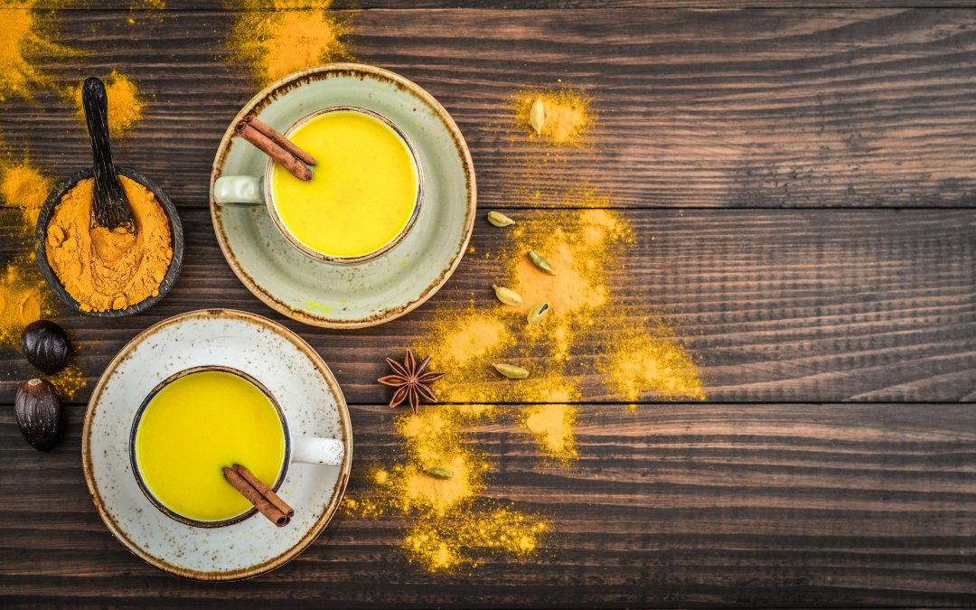 Yogi Recipe: Golden Milk