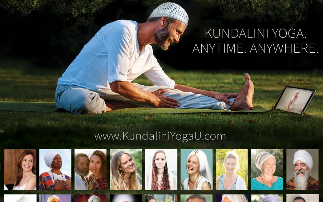 Learn Kundalini Yoga Online