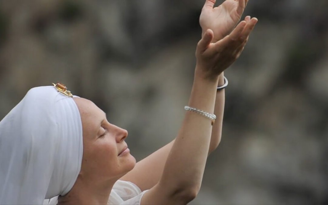 "Snatam Kaur on the Mantra ""Ang Sang Waheguru"""