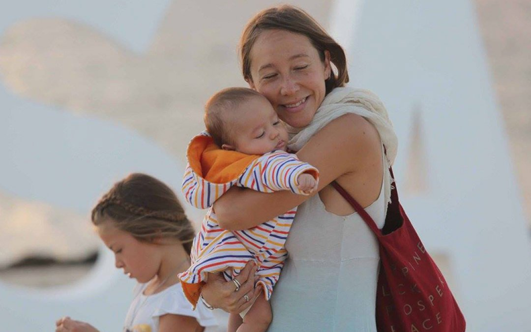 Video: Kundalini Yoga for Mothers – Health, Vitality, and Relaxation with Anne Novak