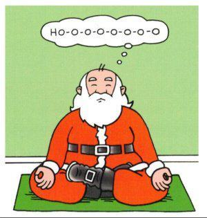 T'was the Night before Christmas - Kundalini Yoga Style