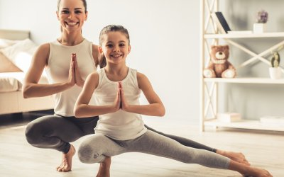 The How and Why of Yoga for Children
