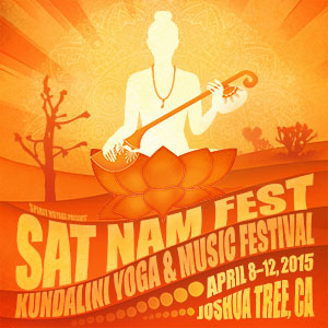 Five Days of Sat Nam Fest West!