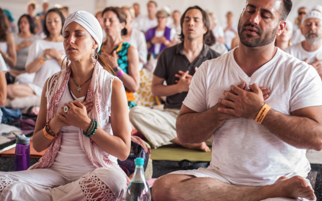 Marry a Man Who Does Kundalini Yoga