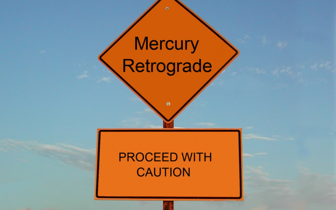 5 Ways to Thrive in Mercury Retrograde