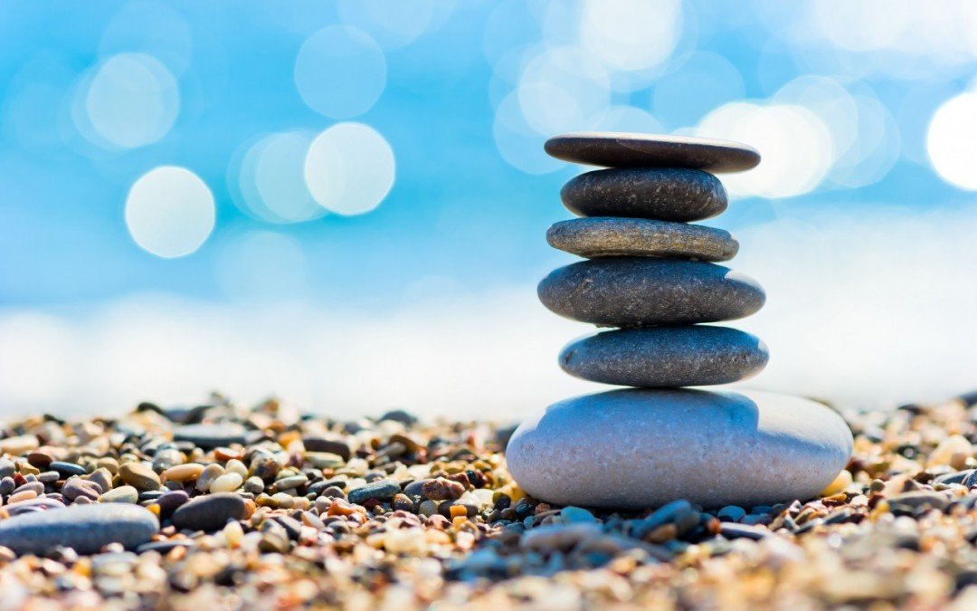 Finding Balance: The Practice of Letting Go