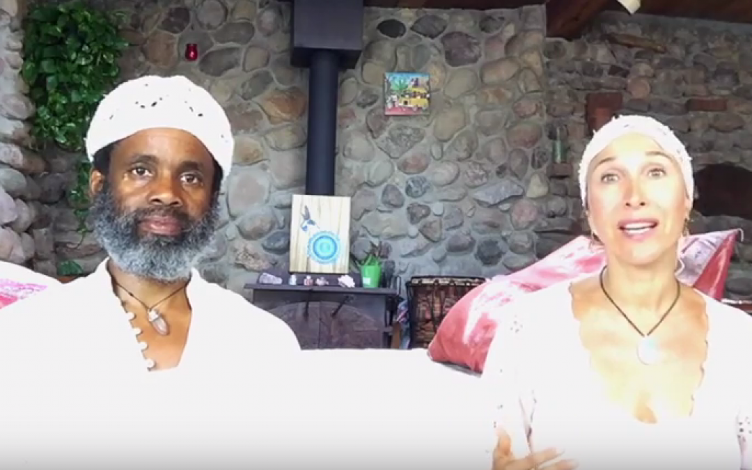 Releasing Stress & Tapping In To Vitality Part 1 with Aykanna