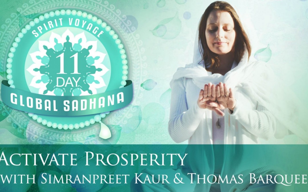 Believe in Prosperity: The Prosperity Har Meditation