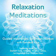 guided meitations