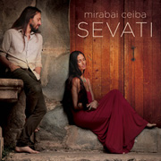 "Mirabai Ceiba's new album ""Sevati"" has a gorgeous version of this mantra to inspire and uplift!"