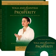 yoga mantras prosperity