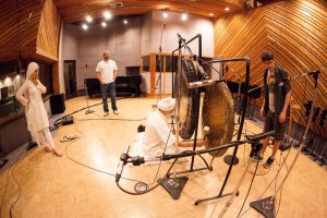 Gong recording session 2014-17