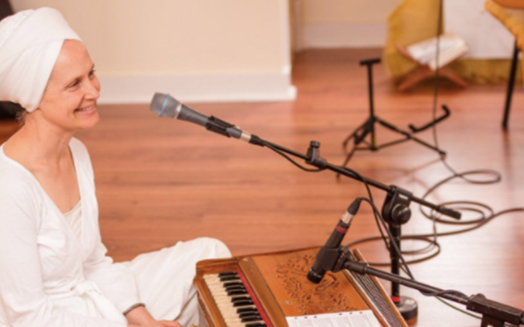 "Audio Interview: Snatam Kaur's ""Beloved"""