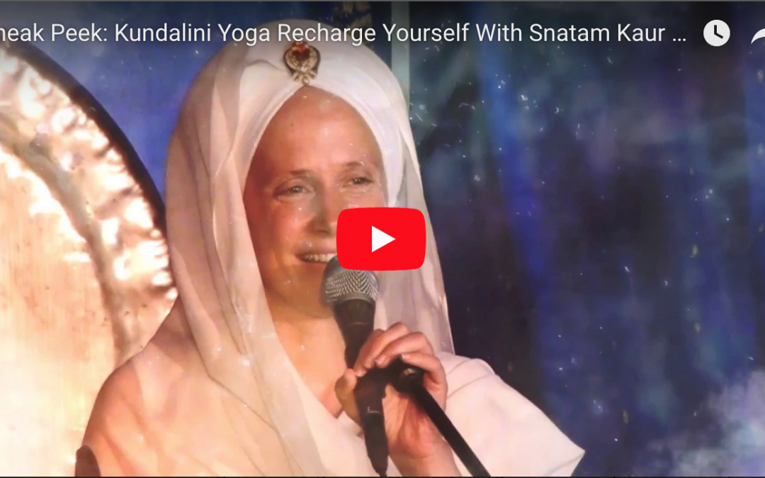 Increase Your Life Force with Kundalini Yoga Online