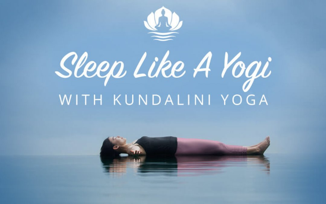 Sleep Like A Yogi