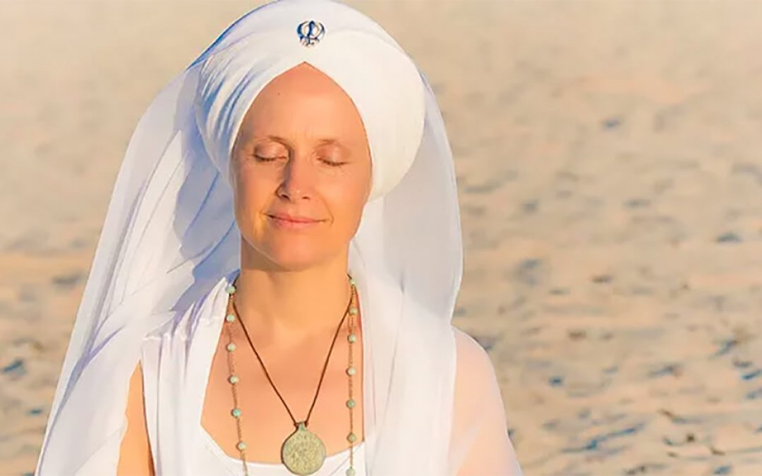 Snatam Kaur is Uplifted and Balanced by the mantra Har Har Waheguru