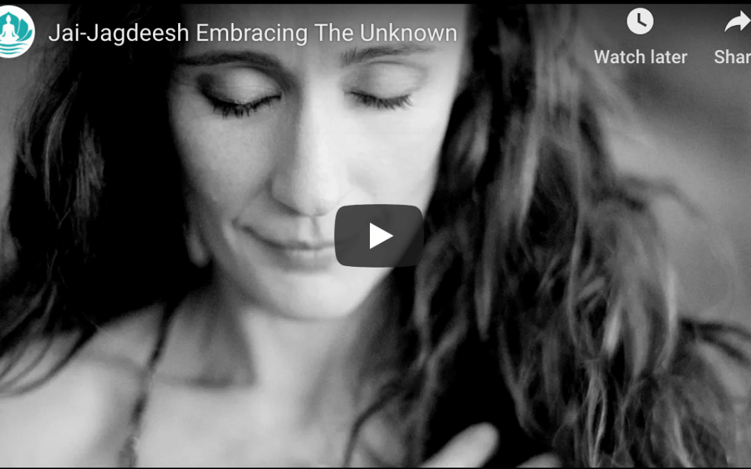 Jai-Jagdeesh – Embracing the Unknown