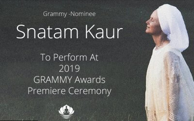 Snatam Kaur To Perform At 2019 GRAMMY Awards Premiere Ceremony