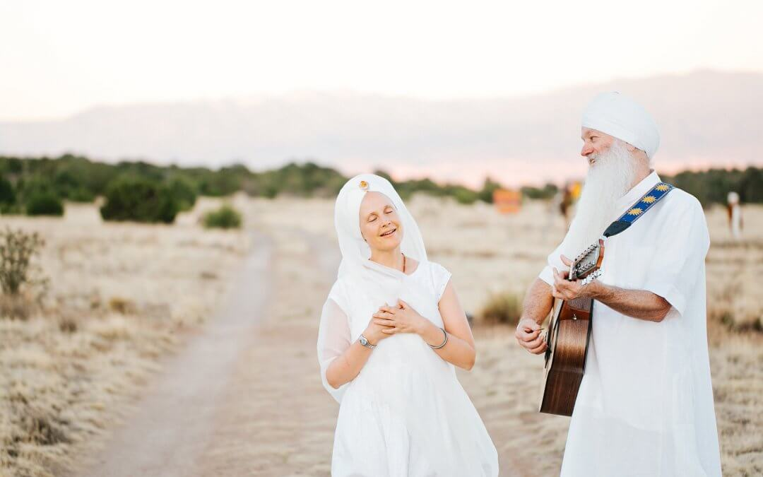 "Livtar Singh's ""Mountain of Smoke"" feat Snatam Kaur by Phil Cartwright"
