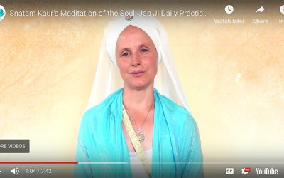 Snatam Kaur's Meditation of the Soul