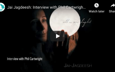 An Interview with Jai-Jagdeesh on her new album 'All is Now Light'