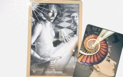 Cosmic Gypsy Tarot & Music: July 27 – August 2: Coming Back To Life