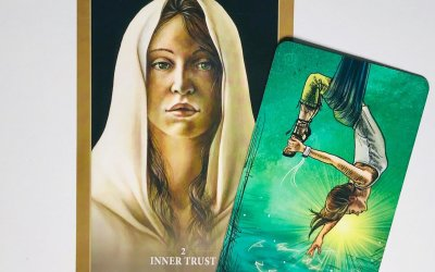 Cosmic Gypsy Tarot & Music: August 10-16: Your Inner Truth & Wisdom