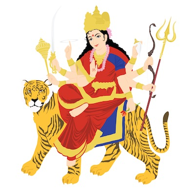 Jai Ma! Honoring the Divine Mother on Navratri and In Your Life