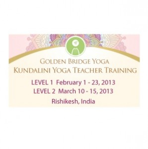 Register for the Golden Bridge Teacher Training Program Before Sept 30 and SAVE!