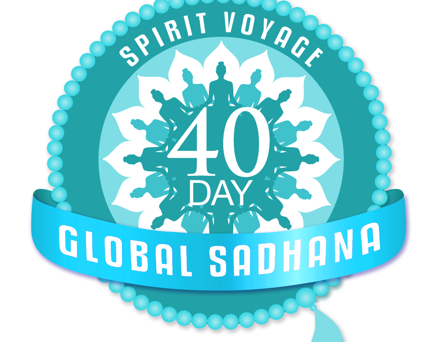 The Spirit Voyage 40 Day Global Sadhana: Transforming Negativity to Love with Ramdesh Kaur