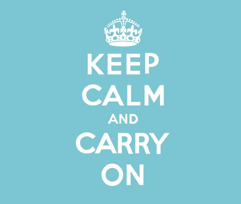 5 Tips to Keep Calm and Carry On During Crisis