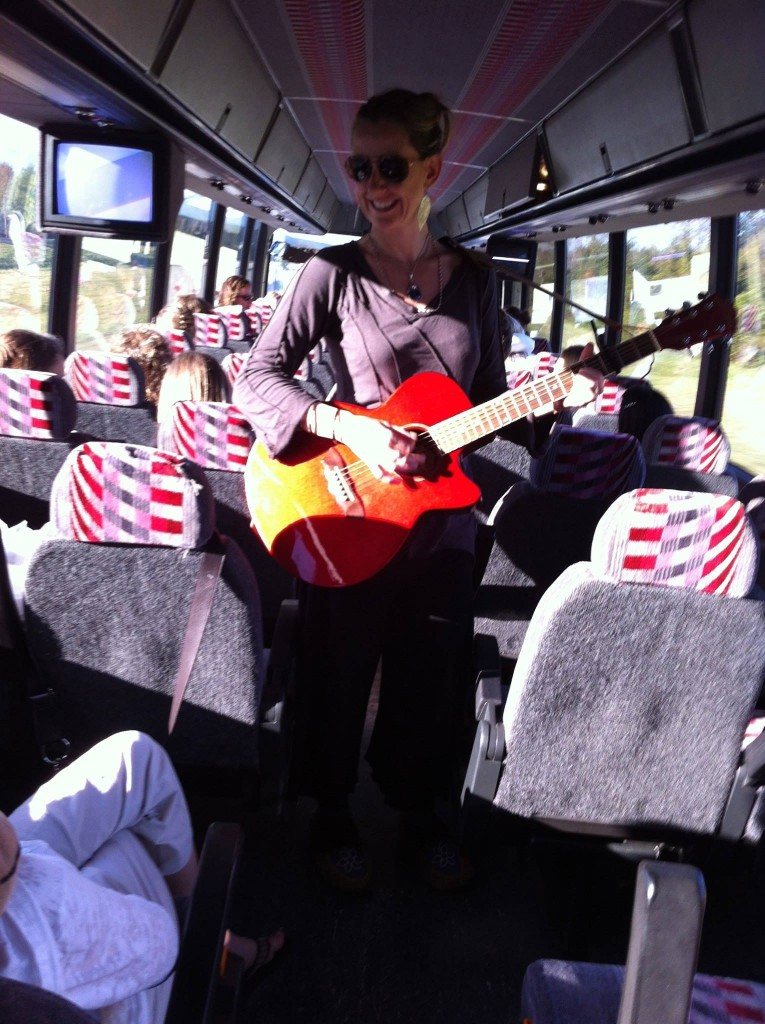 Love Bus Serenade