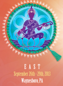 Sat Nam Fest East in Waynesboro, PA....the destination.