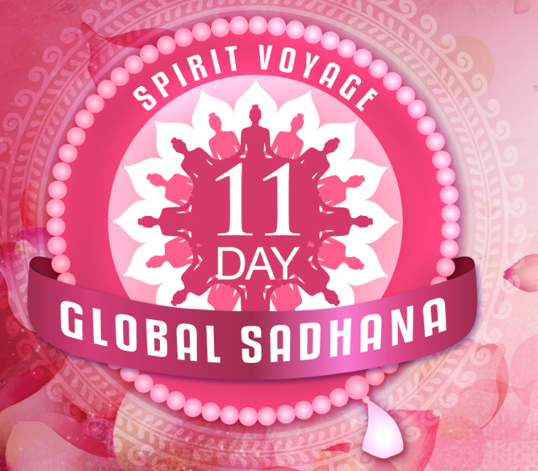 11 Day Global Sadhana:  Attracting the Blessing of Love