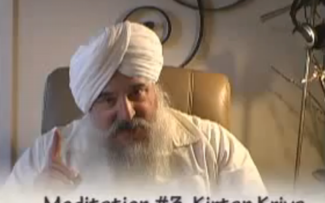Video: Kirtan Kriya with Guruka Singh