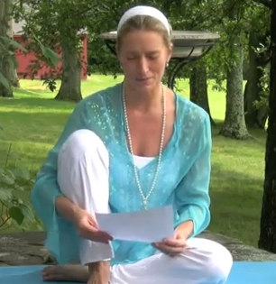 Video: Radiant Body Global Sadhana Q & A with Anne Novak