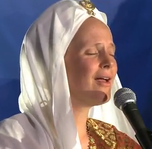 Video: Snatam Kaur singing