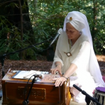 An Interview with Snatam Kaur: Her New Band Live in the Redwoods (Music Video)