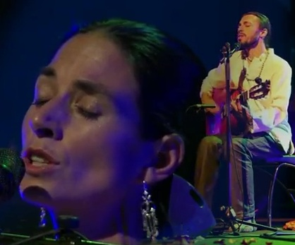 Video: Mirabai Ceiba Live in Barcelona