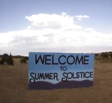 Video: Summer Solstice Sadhana Celebration by Elena Tchoujtchenko