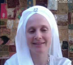 LIVE ON THE BLOG: 12/9 Snatam Kaur discusses the Ray Man Shabad