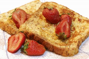 Chef's Corner: Shivanter's Vegan French Toast Recipe