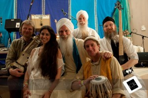 Mantra Music's Magical New Supergroup: An Evening with the GuruGanesha Band