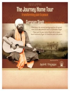 "Video: Spirit Fest Artists Gurunam Singh & Nirinjan Kaur sing ""Unto Thee"""