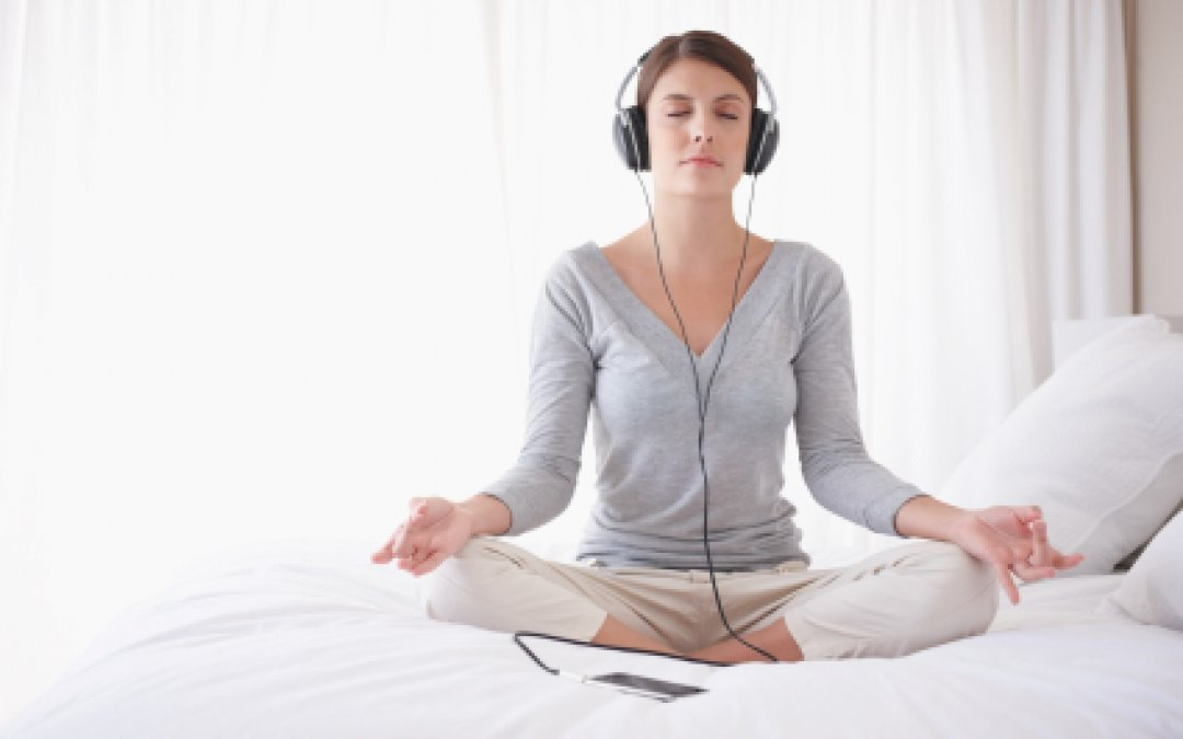 Yoga Music for the Overstretched, Overbooked and About to Snap