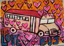 The Journey on The Love Bus (Sat Nam Fest Or Bus-t?!)