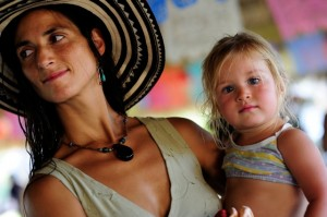 Mirabai Ceiba's Angelika: A Mother on the Road