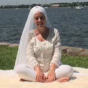 Video: Kundalini Yoga Warm Ups with Ramdesh