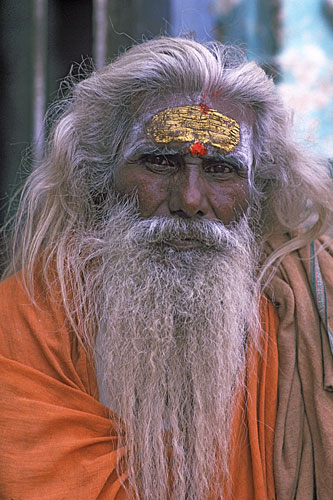 An Enlightenment Story: The Old Man in the Himalayas