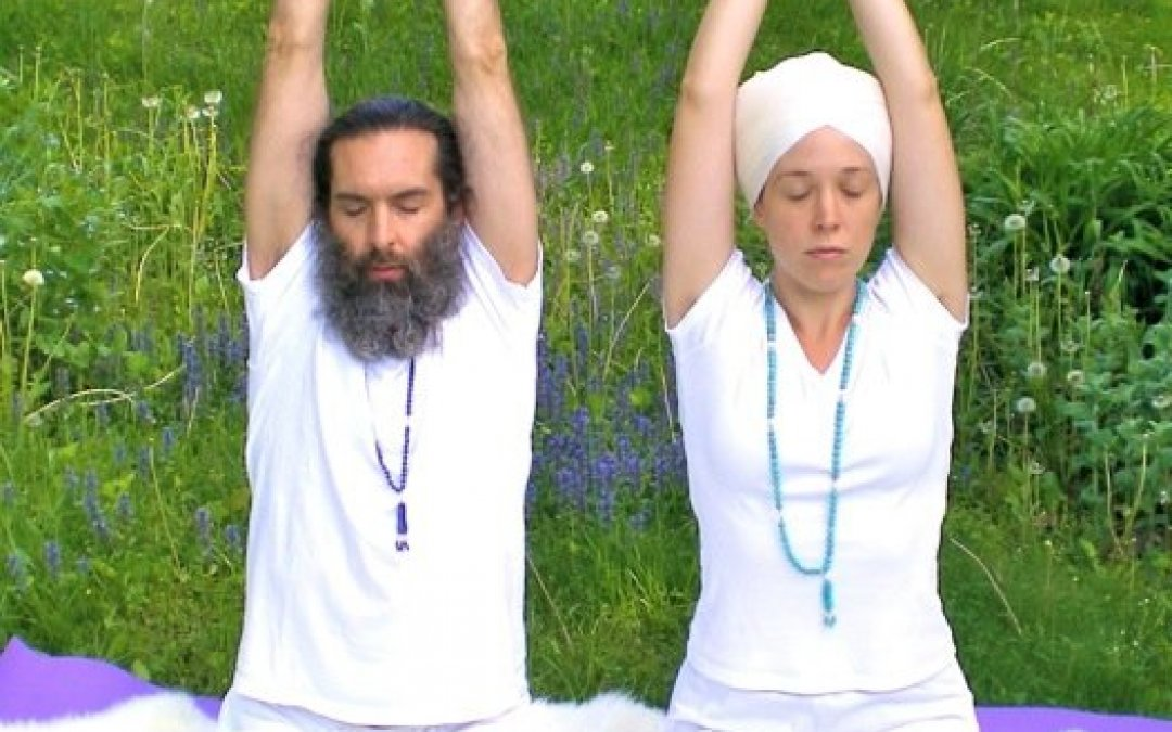 Kundalini Yoga Tip: How to Keep Your Arms in the Air for a Kriya or Meditation